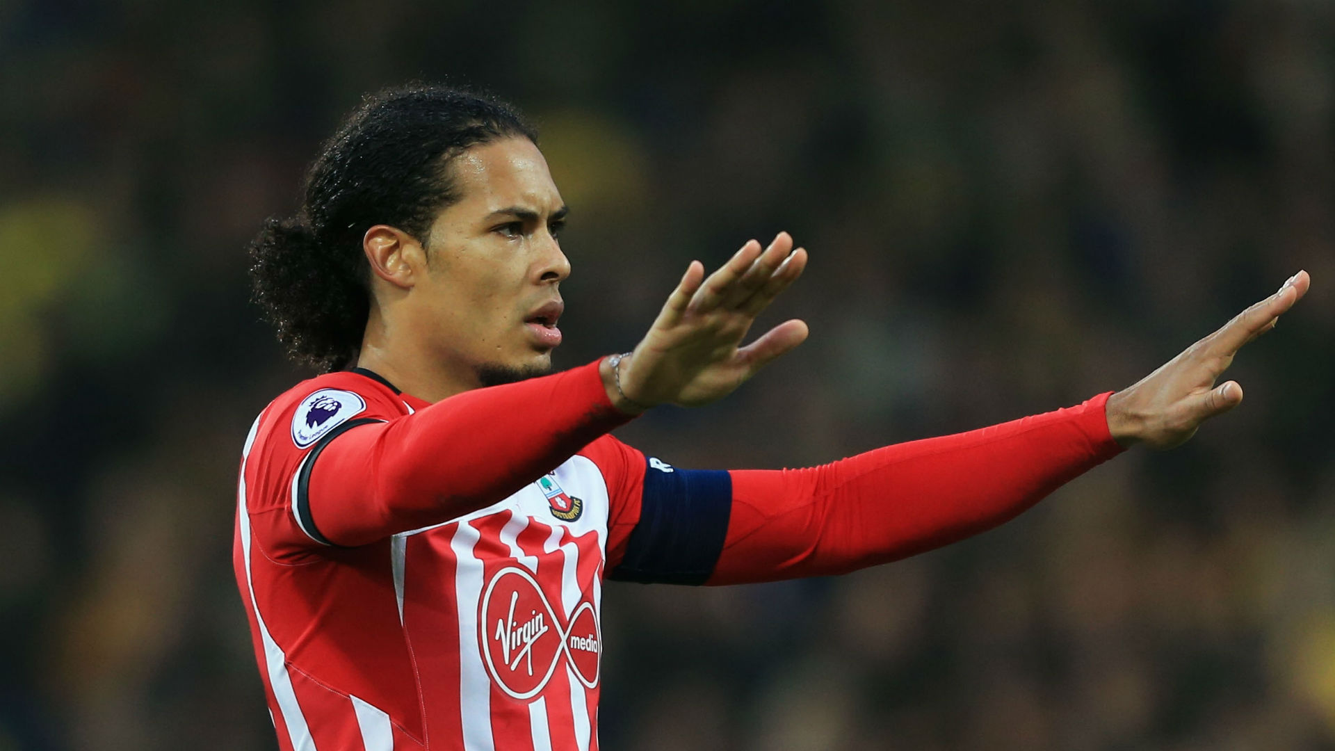 Chelsea target Virgil van Dijk expresses desire to join Liverpool this summer