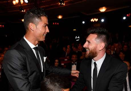 Messi, Ronaldo headline FIFPro World 11