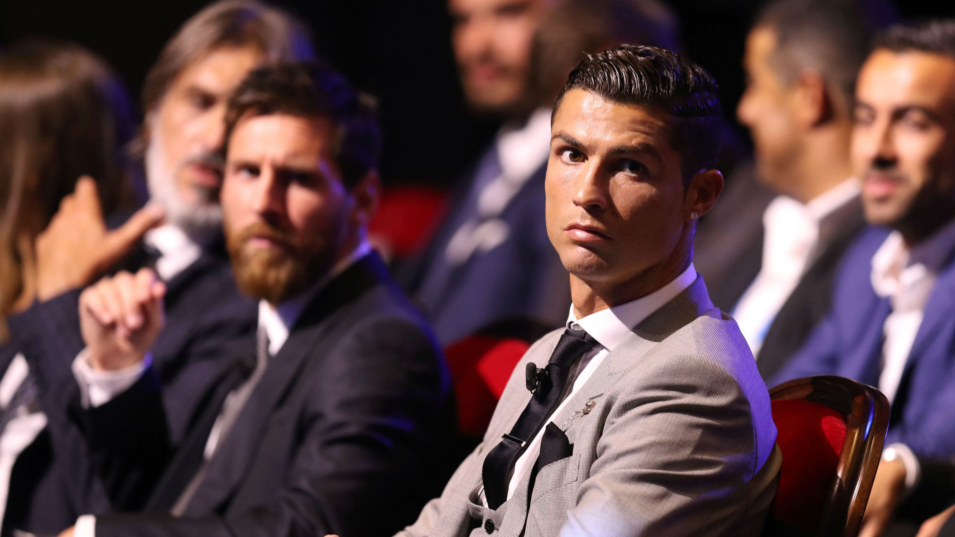 messi is superior to ronaldo Statistics show that ronaldo is far superior to messi when it comes to big match performance-level in the latter stages of the tournament.