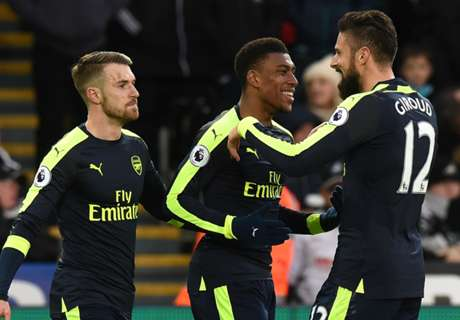 VIDEO: Arsenal fertigt Swansea ab