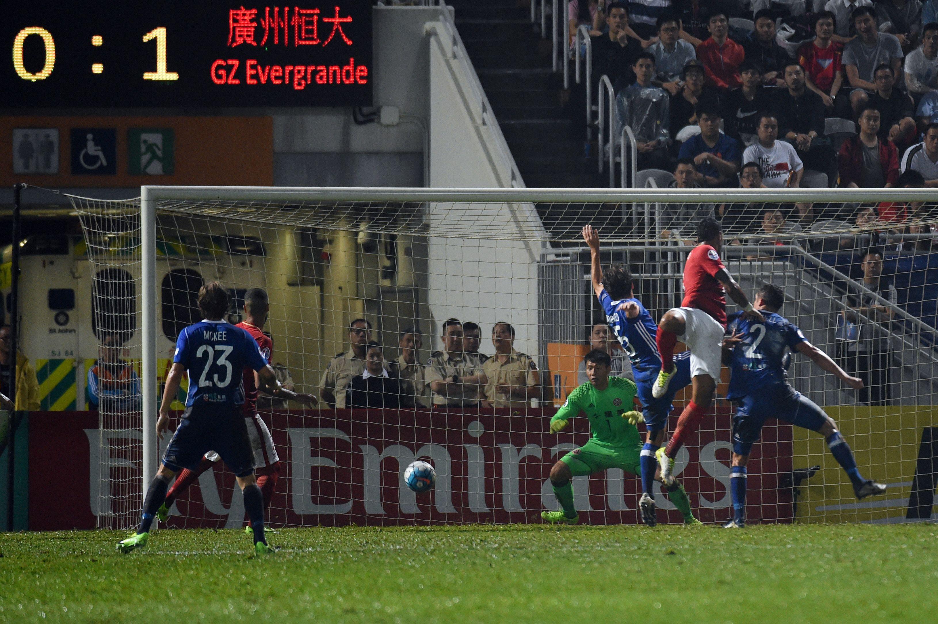Eastern SC vs Guangzhou Evergrande