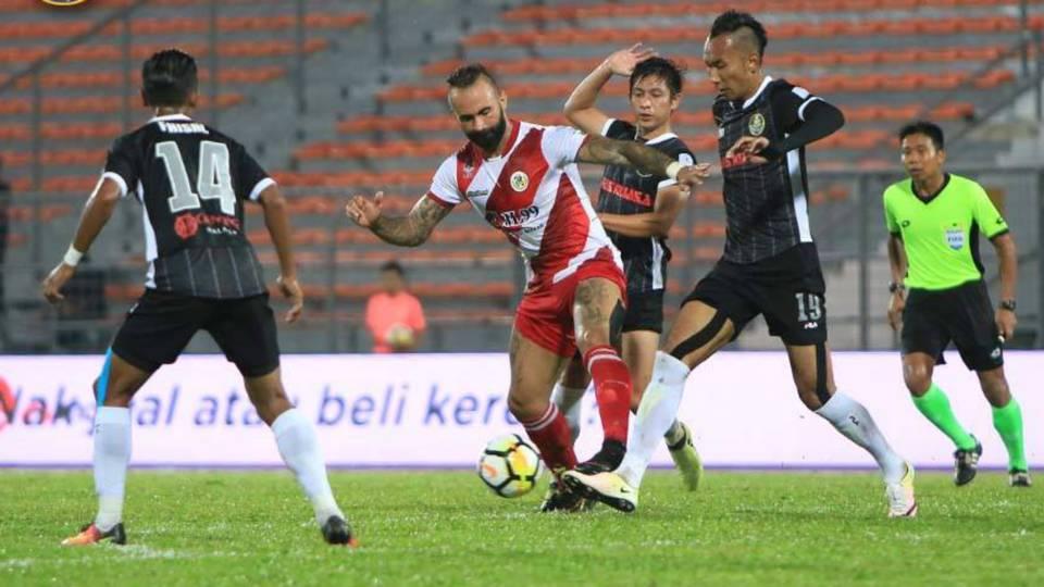 Guilherme de Paula, Kuala Lumpur