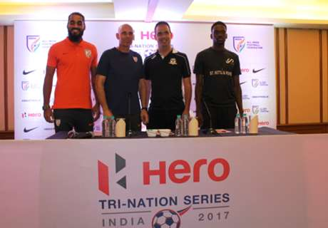 PREVIEW: India vs St. Kitts & Nevis