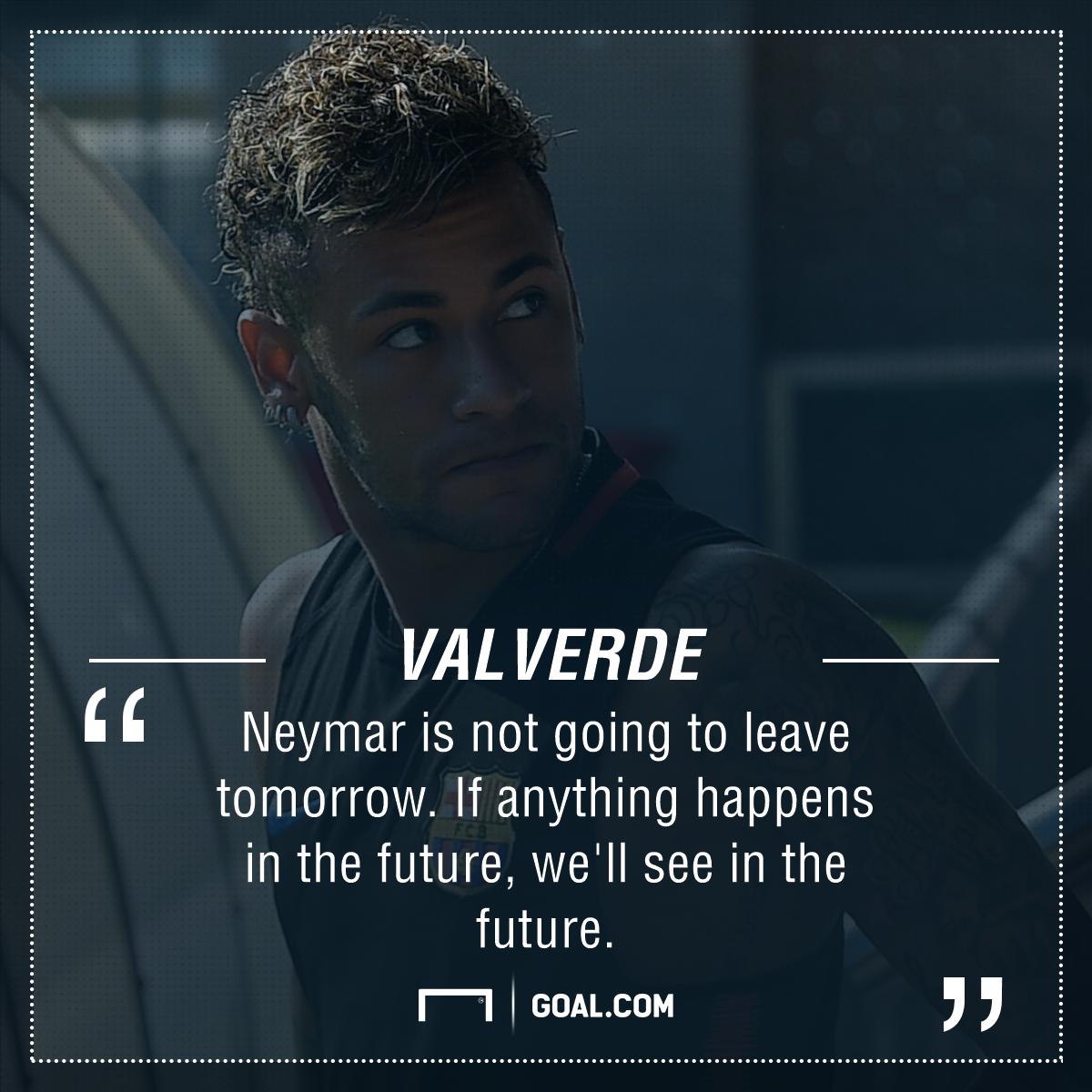 Valverde Neymar GFX