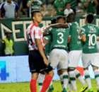 Cali y Junior se verán en Sudamericana