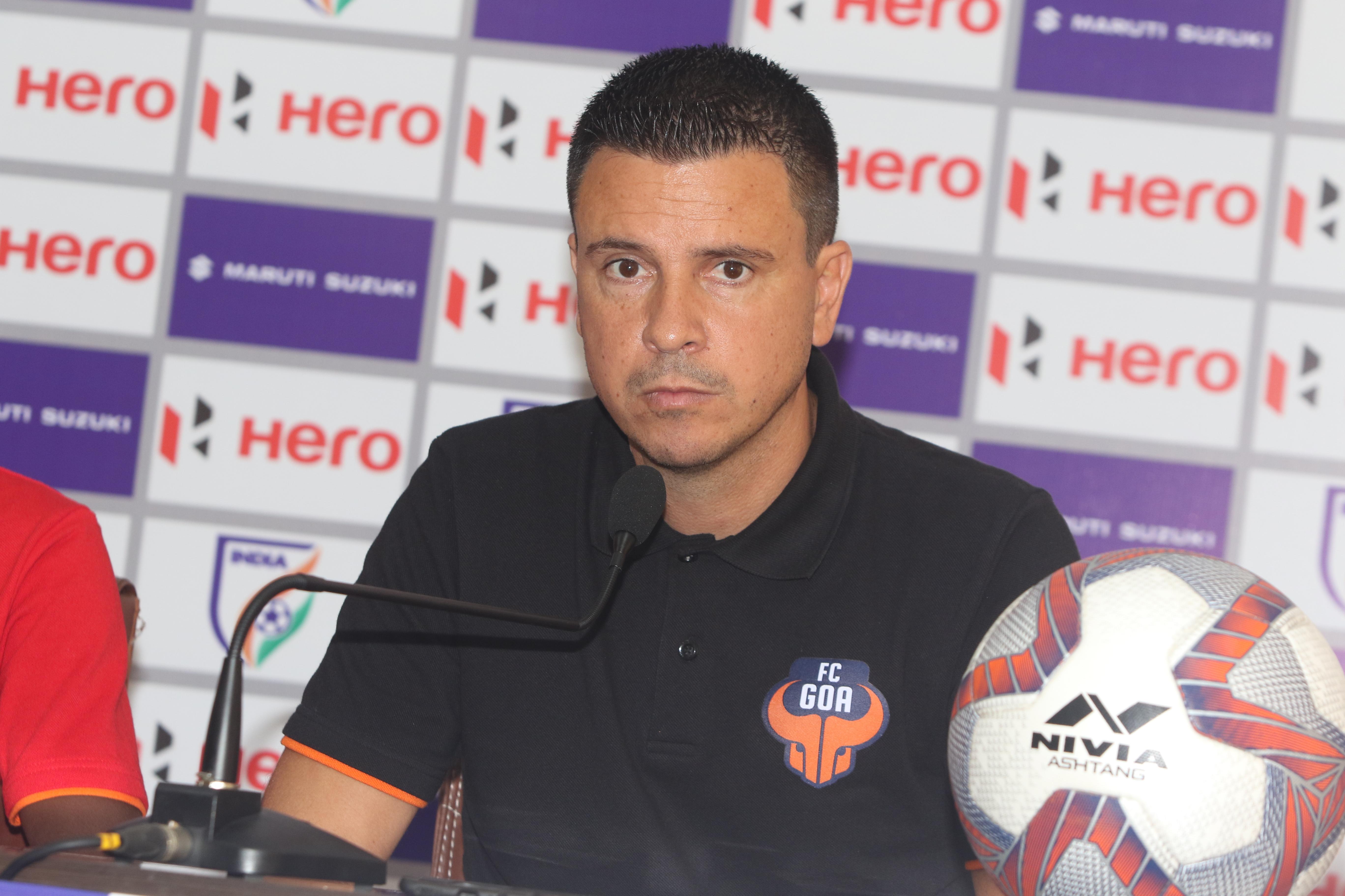 ISL 2019-20: Sergio Lobera proud of FC Goa's Indian players