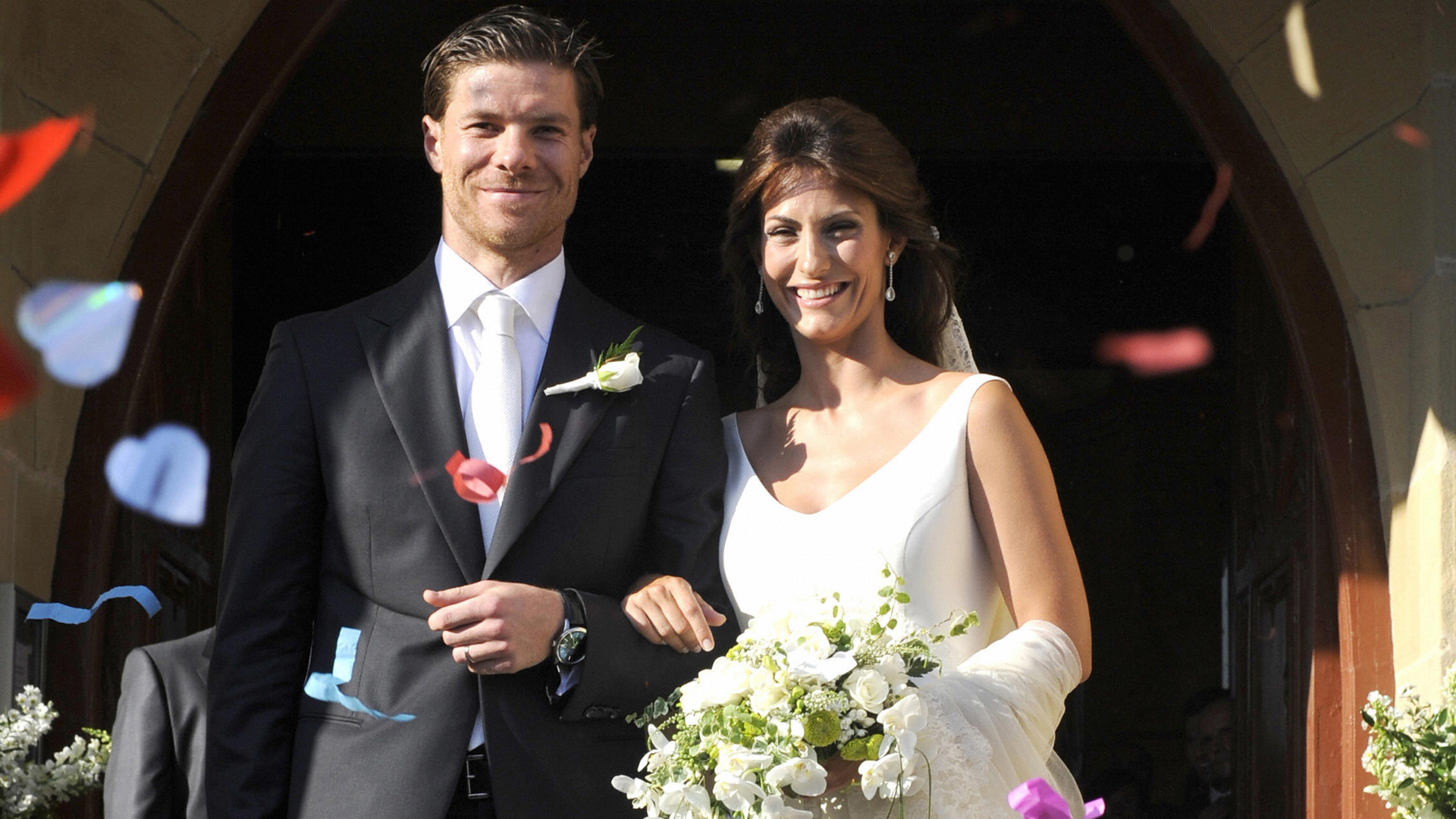 Xabi Alonso Wedding Xabi Alonso Wedding 11...