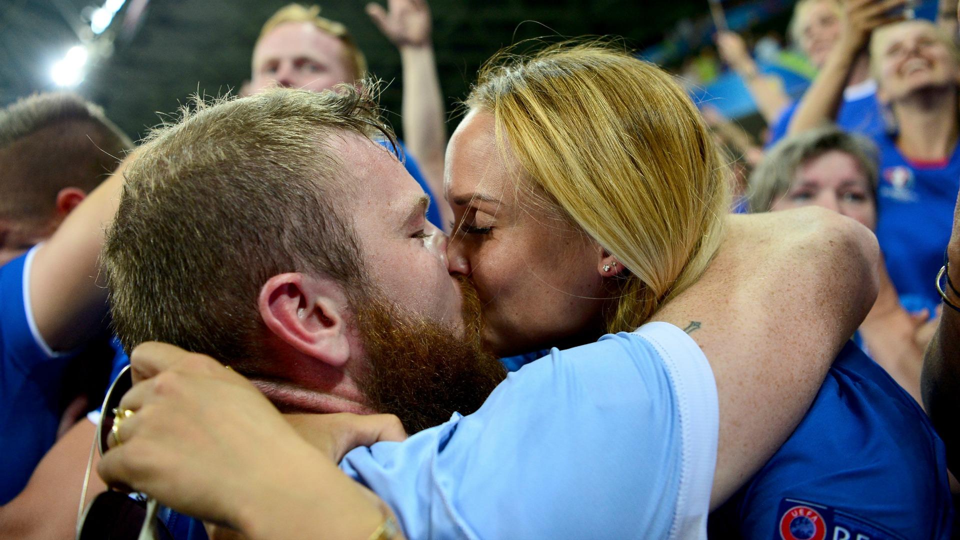 Babyboom in Island neun Monate nach EM-Erfolg gegen England