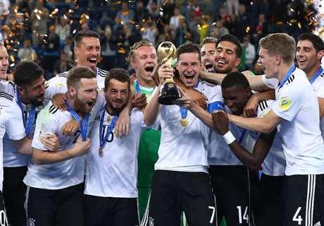 ألمانيا تفوز بالجوائز الفردية في كأس القارات