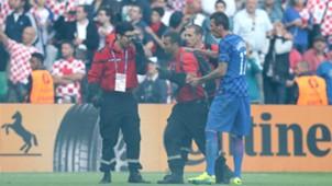 croatia czech - fans riot - euro 2016 - 17062016