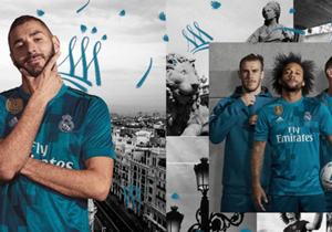 Real Madrid (third)