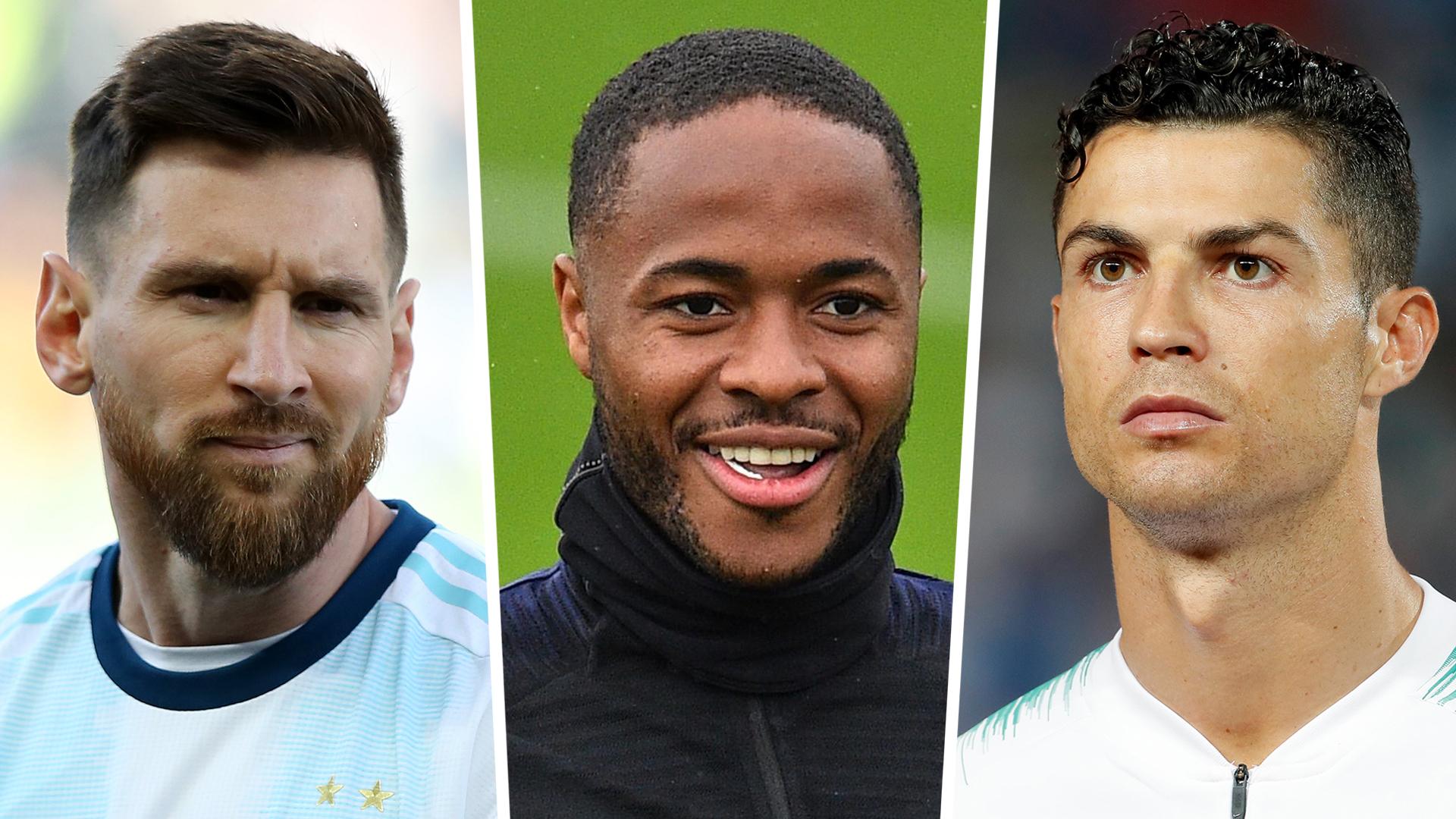 """Manchester City, Sterling : """"Les comparaisons ? Ne me parlez pas de Messi et Cristiano Ronaldo"""""""