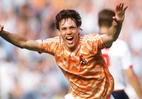 Revivez le but de Van Basten en 88