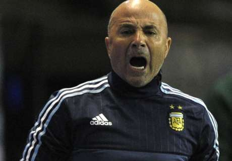 Sampaoli apologises for insulting policeman