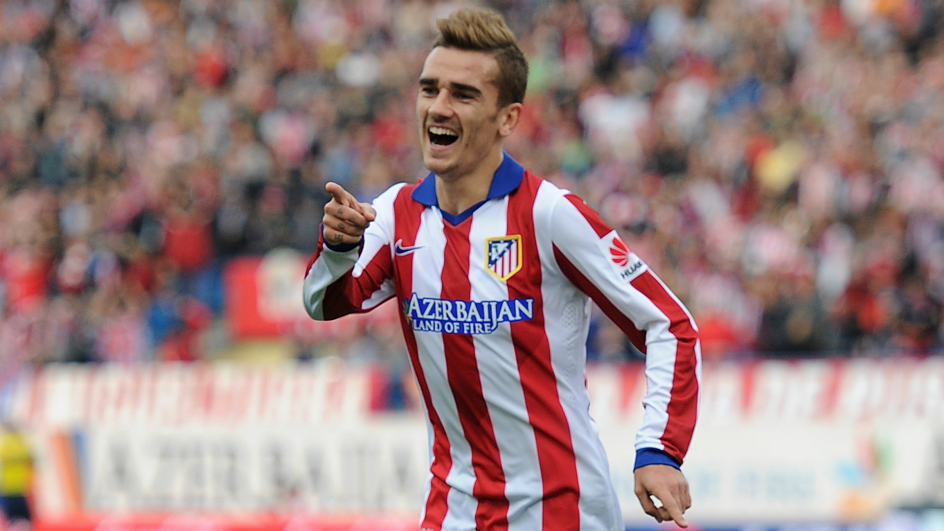 Atletico Madrid beat Sociedad in Spanish League
