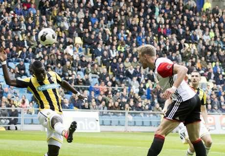 Feyenoord Dekati Gelar Eredivisie