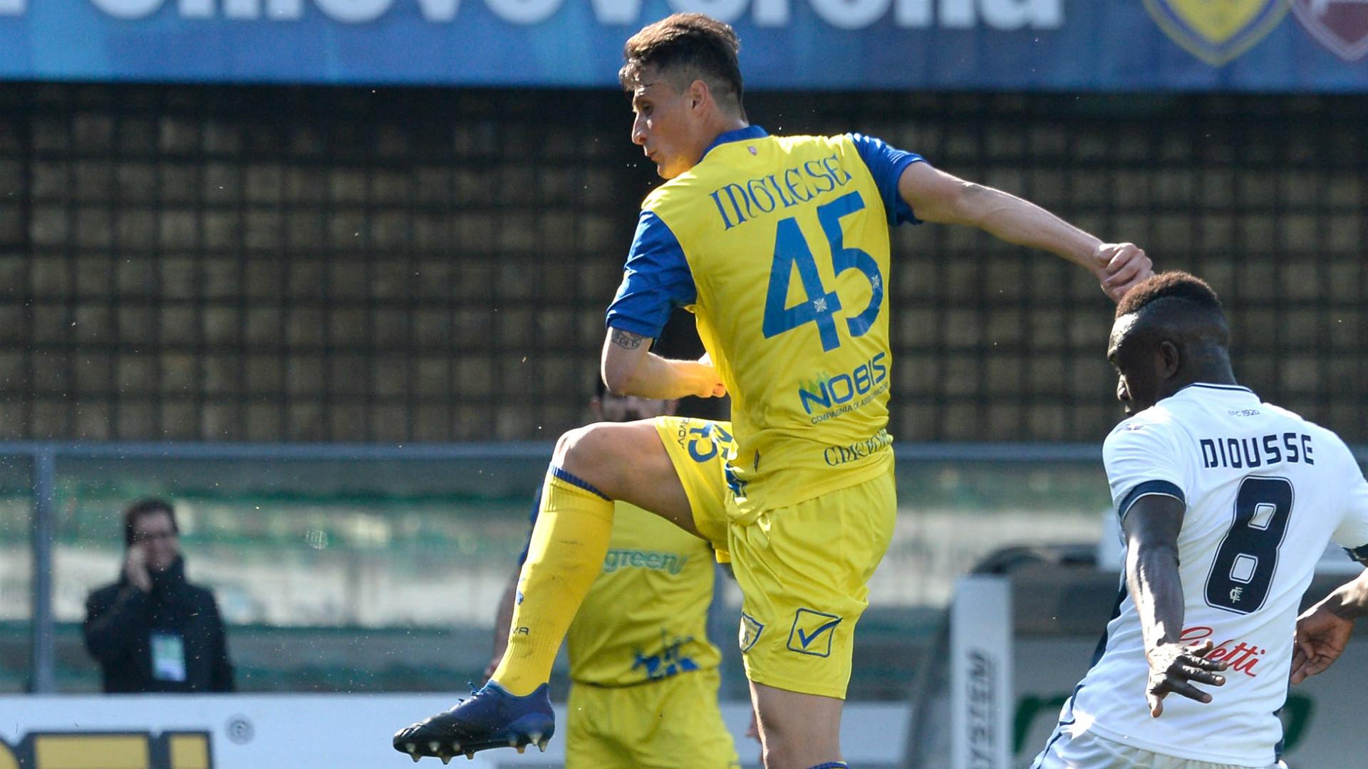 Roberto Inglese, Chievo, Empoli, Serie A, 03122017