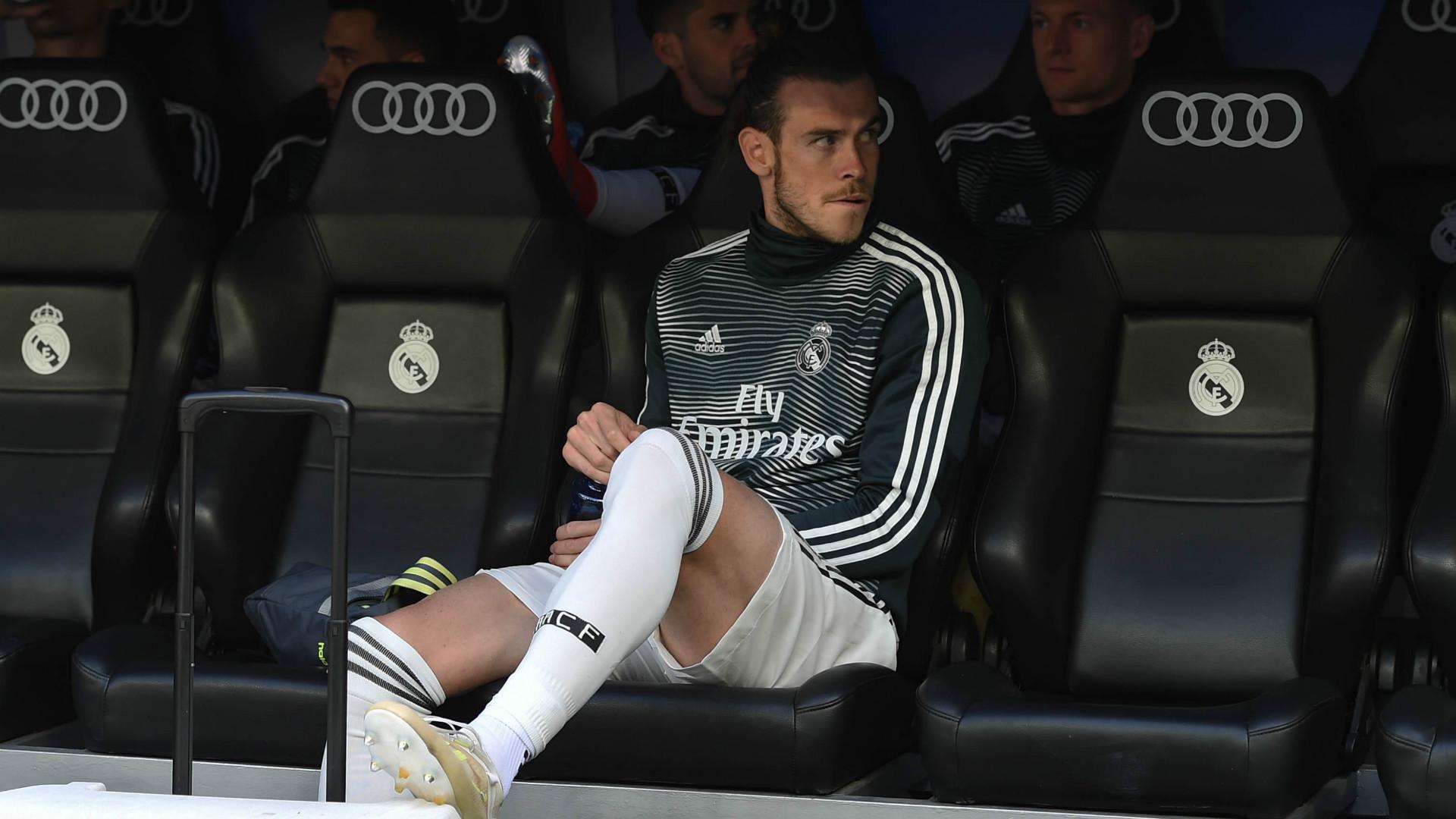 Toujours sur le départ, Gareth Bale n'est pas inclus dans le groupe du Real Madrid pour l'Audi Cup