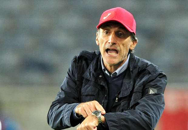Former Free State Stars coach Giovanni Solinas