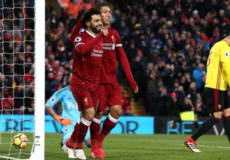 Mane, Firmino and Salah: the EPL's best trio?