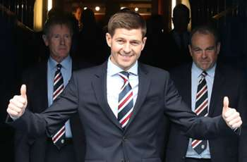 Gerrard learns first competitive opponents as Rangers draw Shkupi in Europa League