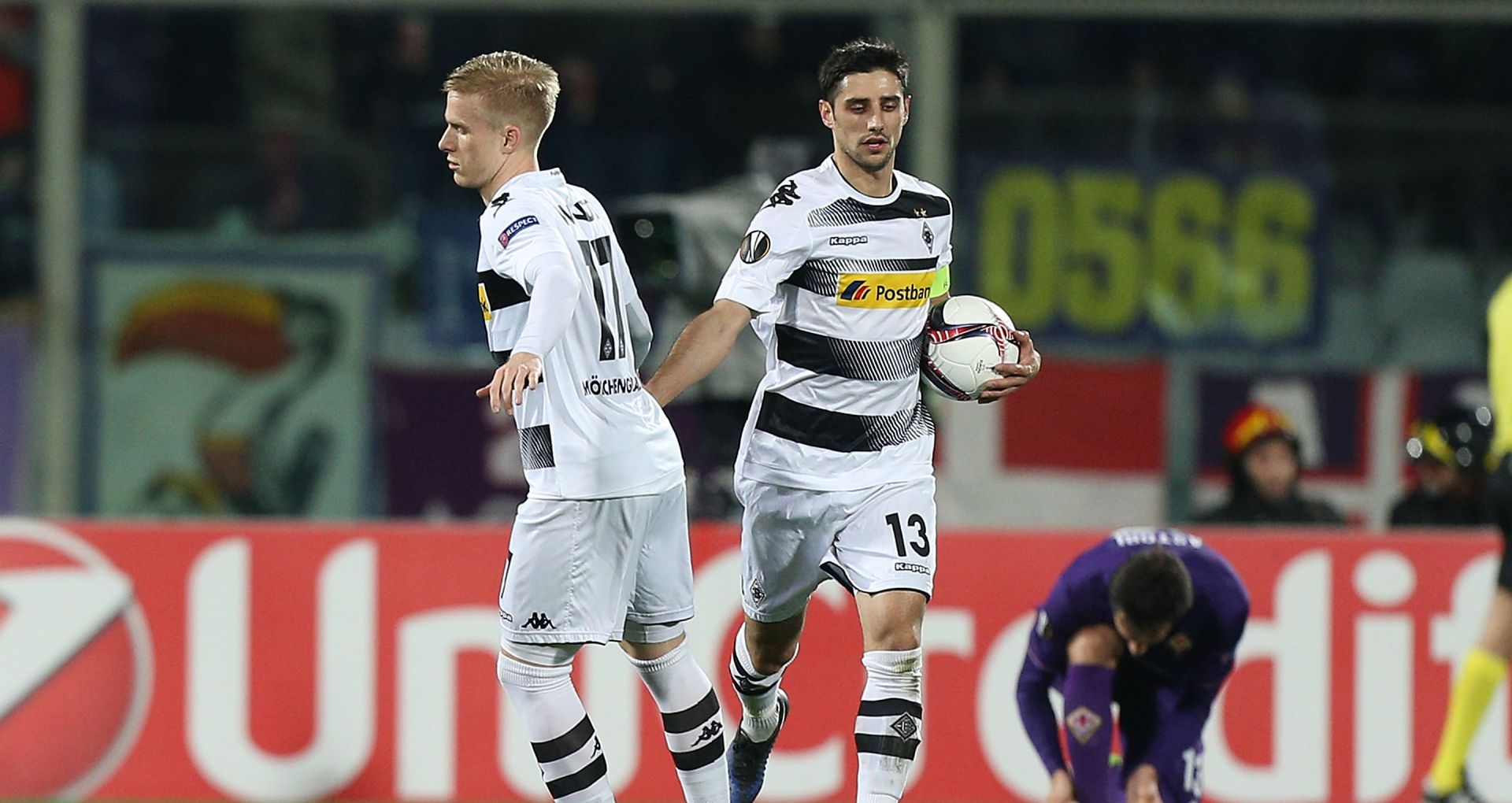 Lars Stindl Fiorentina Borussia Monchengladbach Europa League