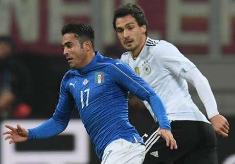 Italië en Duitsland in evenwicht