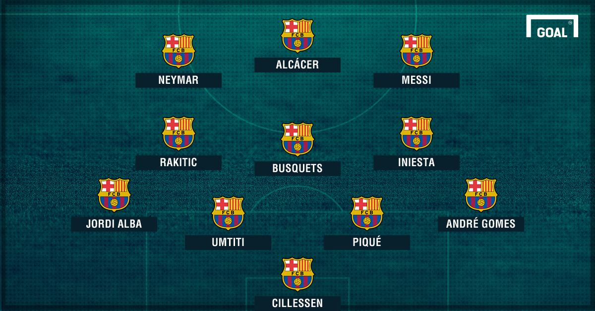 El Barcelona vestirá una camiseta conmemorativa para la final de Copa