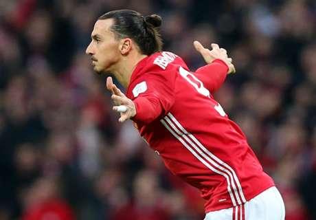 WATCH: Sir Alex reacts to Zlatan goal