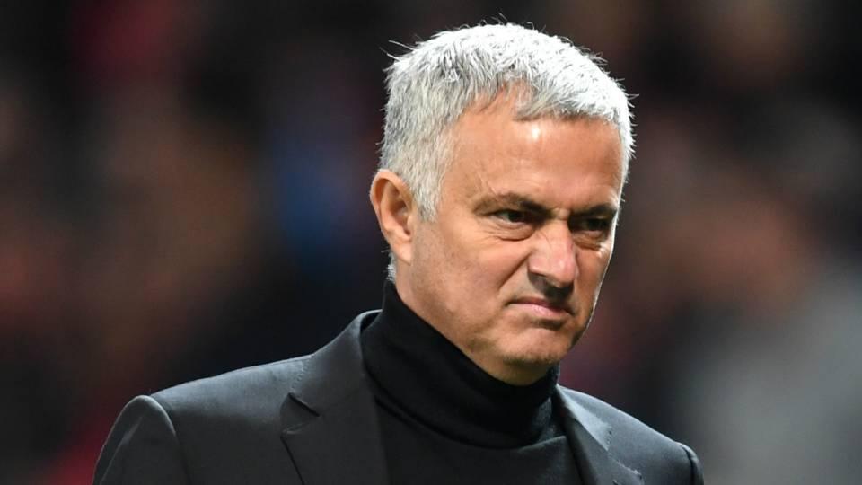 Jose Mourinho Man Utd 2018
