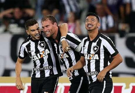 Noite de emoções no futebol brasileiro