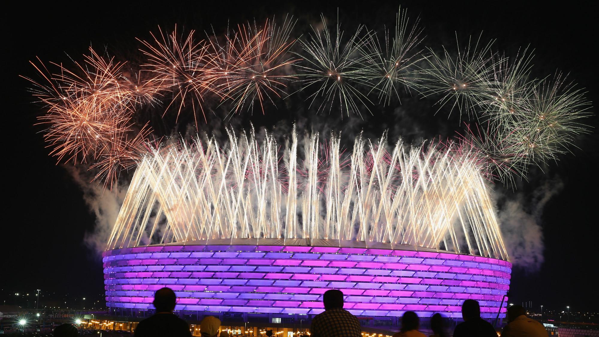 Olympic Stadium Baku