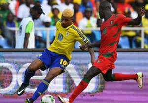 Lemina in azione col Gabon
