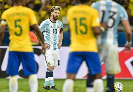 Betting: Brazil to beat Messi & Co.