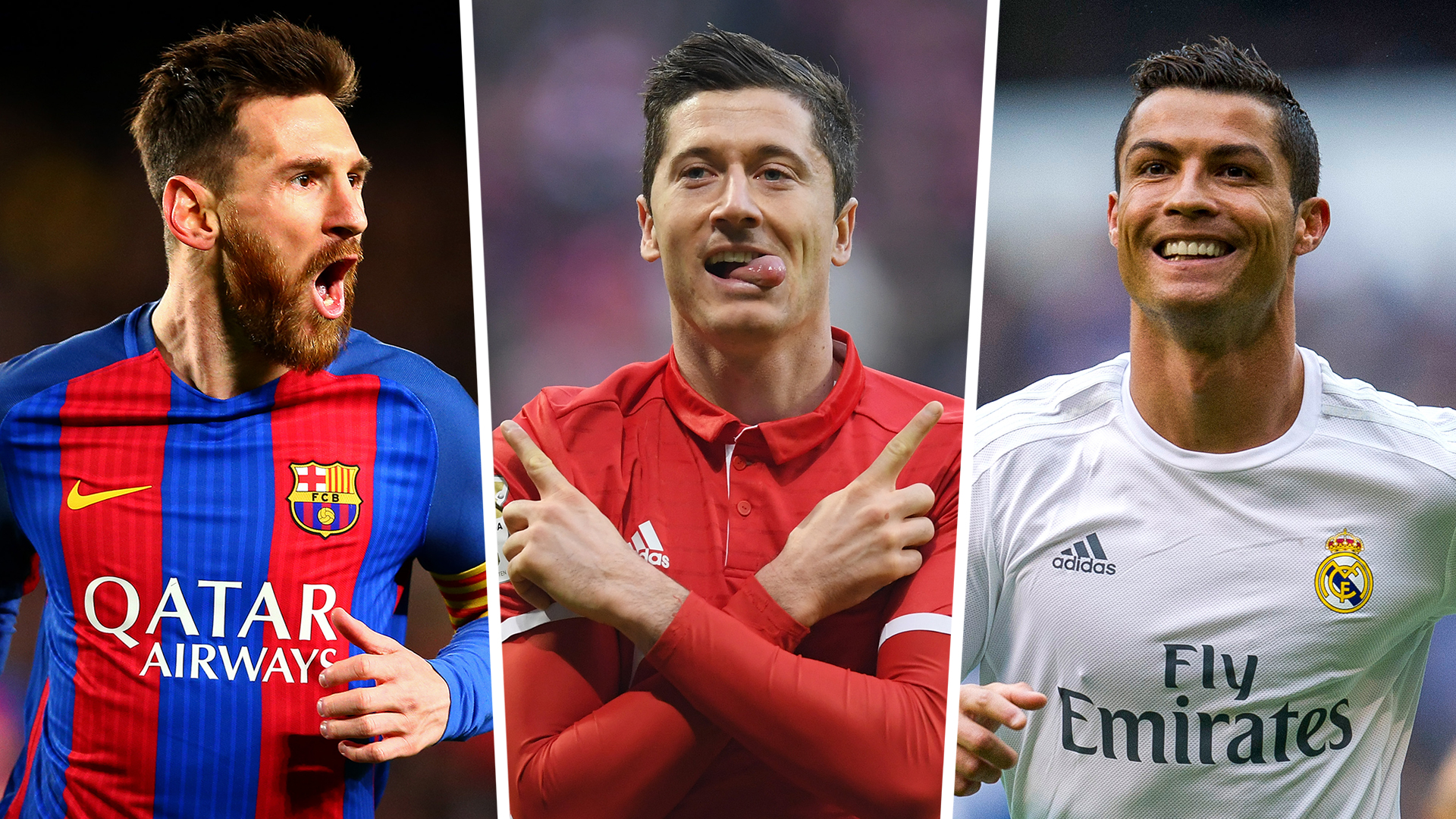 World Team of the Decade: Messi and Ronaldo lead the line