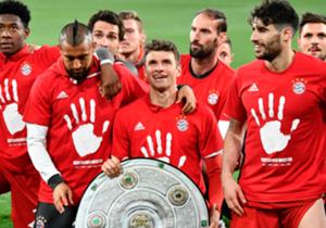 Tras la quinta Bundesliga consecutiva conquistada por el Bayern de Múnich repasamos las hegemonías de mayor duración de un equipo en las grandes Ligas europeas.