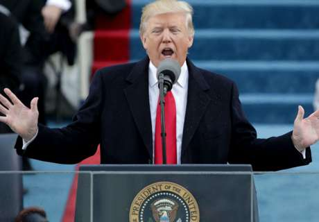 Soccer world reacts to Trump inauguration