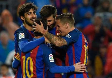 Hasil La Liga Spanyol Tengah Pekan