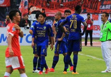 Komdis Nyatakan Persib Kalah 3-0 Dari Persija