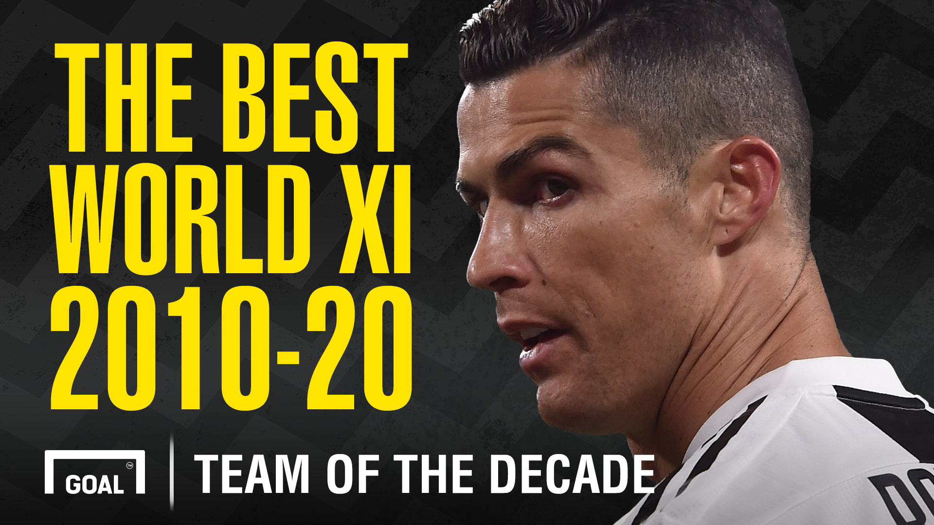 Video: Messi & Ronaldo lead World Team of the Decade