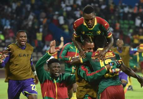 Cameroon qualify for Confederations Cup