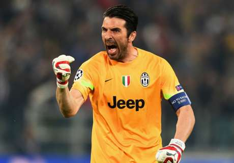 Buffon sets another Juventus record