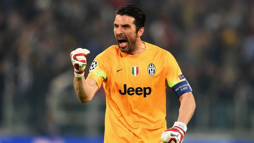 Gigi Buffon Juventus