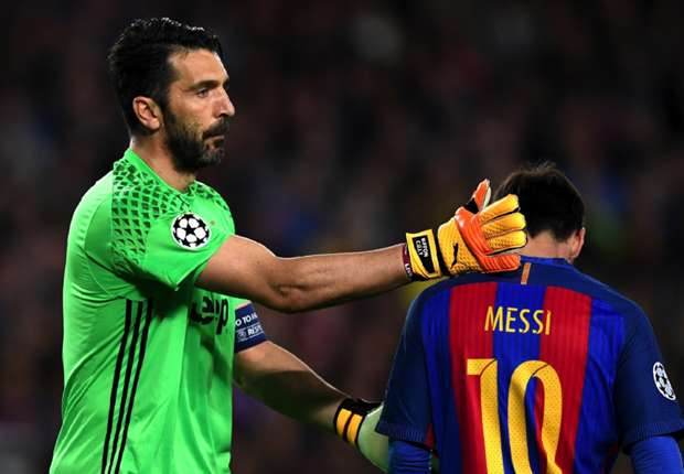 Messi made to look human by Juventus' defensive giants