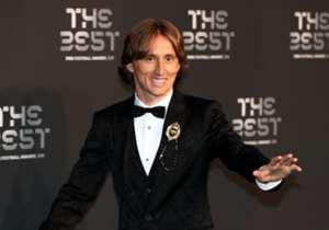 Luka Modric wurde zum Weltfußballer des Jahres gewählt. Wie seine Kontrahenten Ronaldo, Salah, Messi und Co. (prozentual) abgeschnitten haben, erfahrt Ihr hier.