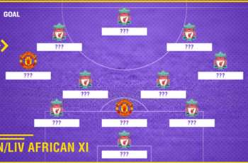 Picking a Liverpool-Manchester United African Dream Team
