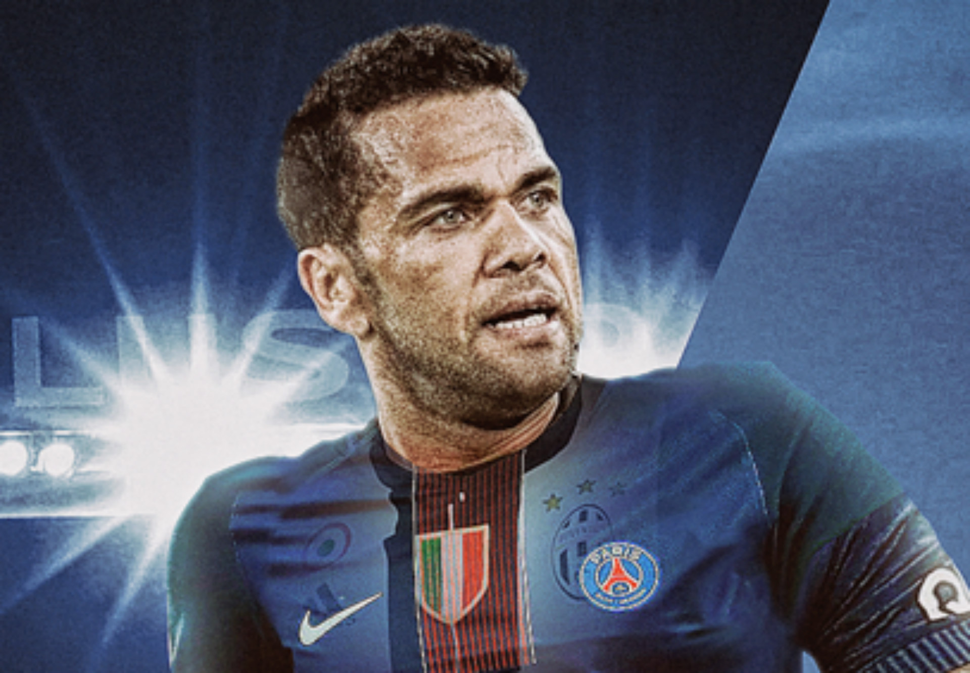 Daniel Alves é anunciado como novo reforço do Paris Saint-Germain