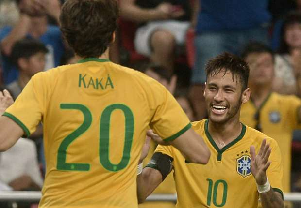 Kaka: My favourite young player is Barcelona star Neymar