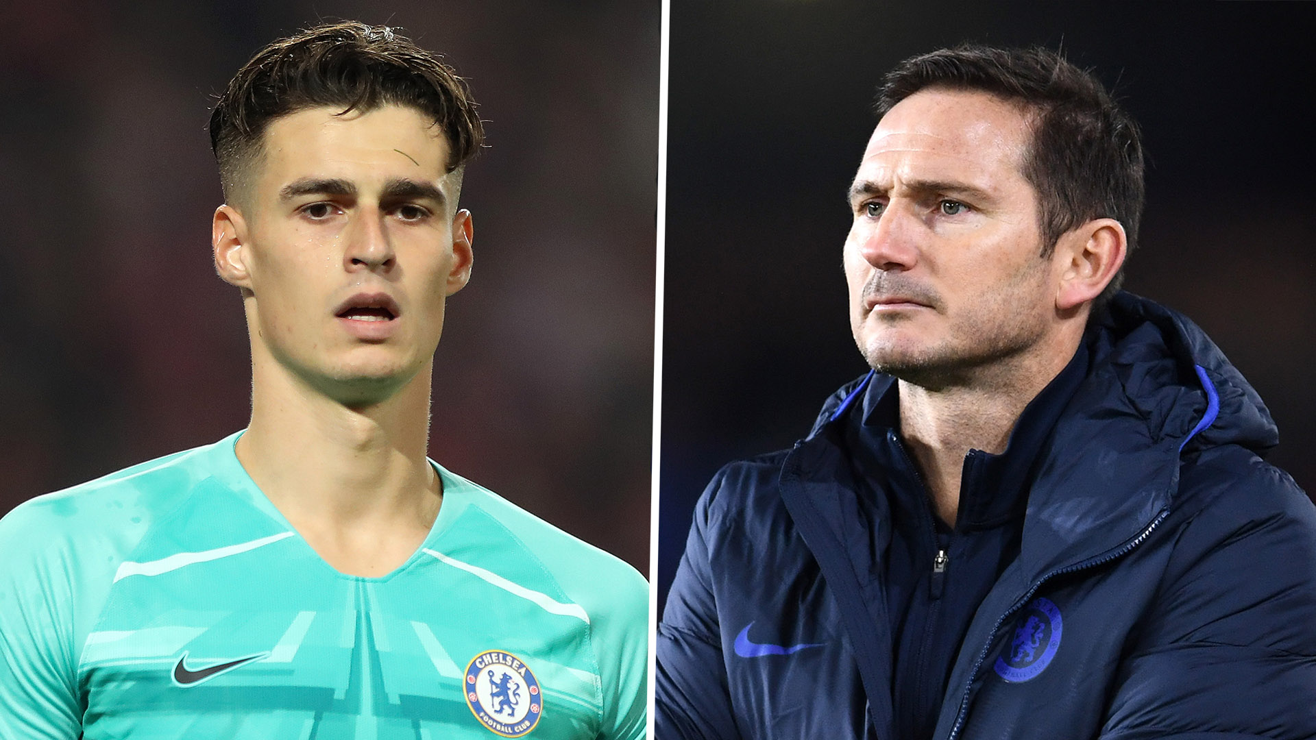 'I am very lucky to have Lampard as a coach' - Kepa delighted to work under a Chelsea 'legend'