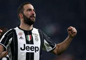 5. Gonzalo Higuain (Juventus) | Coefficente 2 | Reti 14 | 28 punti
